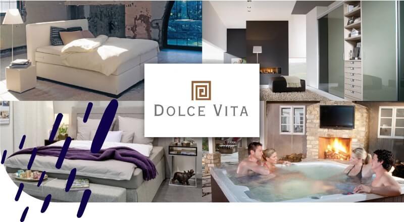 Dolce Vita: Bettenfachgeschäft, Wasserbetten, Matratzen, Whirlpools, Infrarotkabinen, Massagesessel