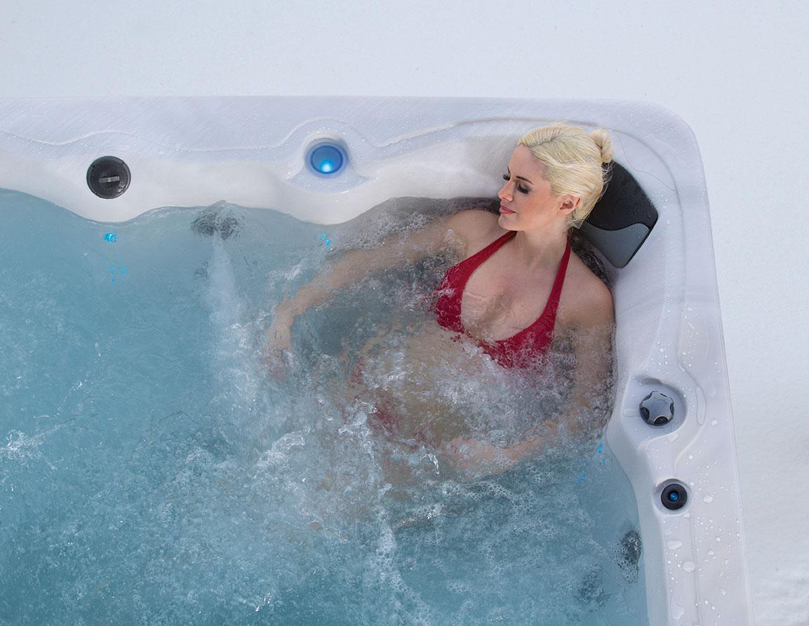 Whirlpool entspannen