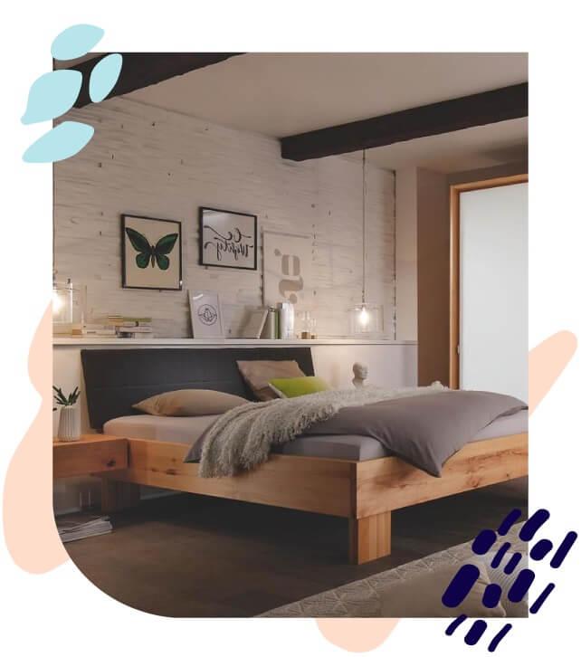 Bettengestell und Bettrahmen Ulm