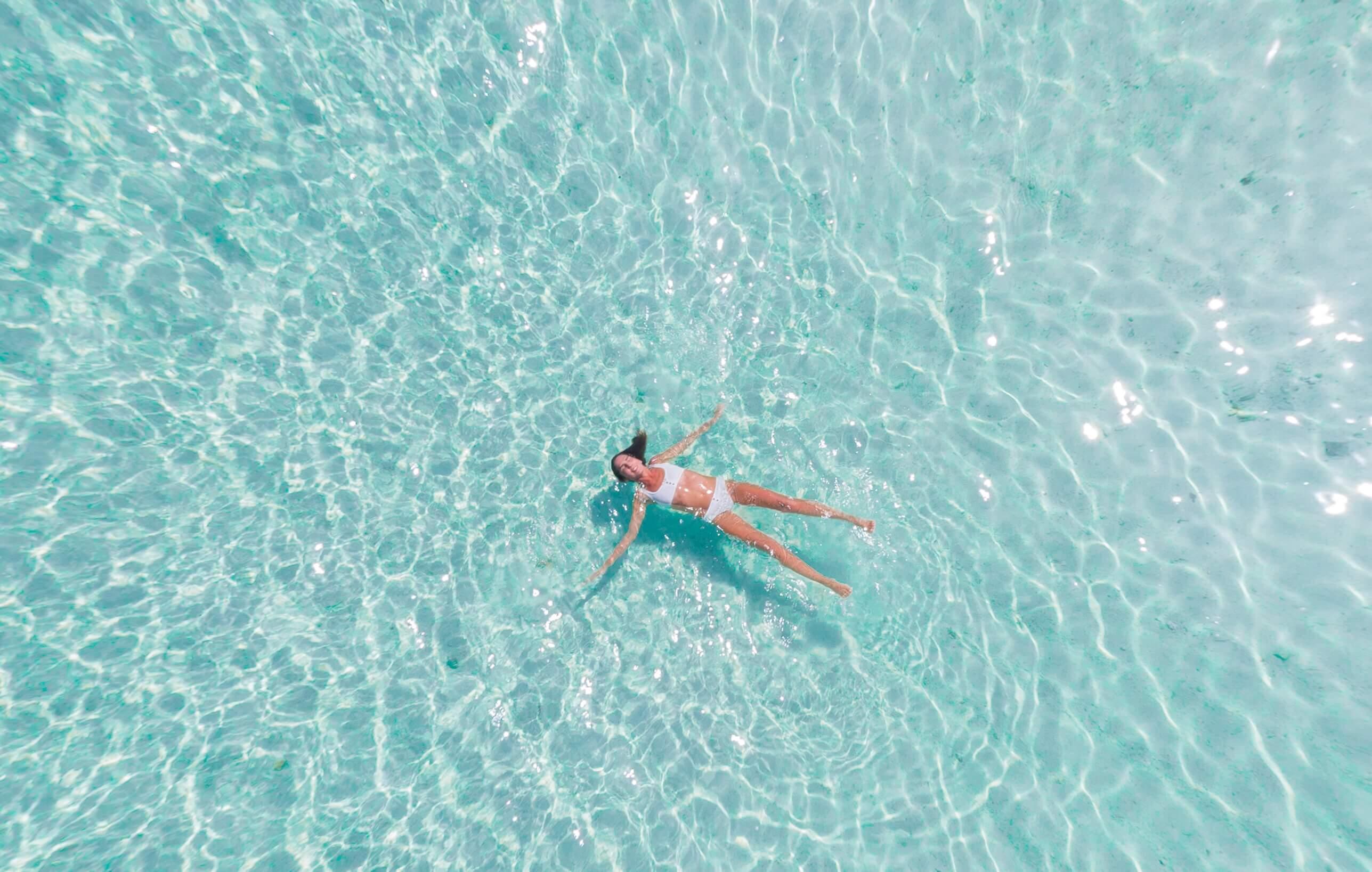 Schlafen wie auf Wasser - Schwebegefühl im Wasserbett